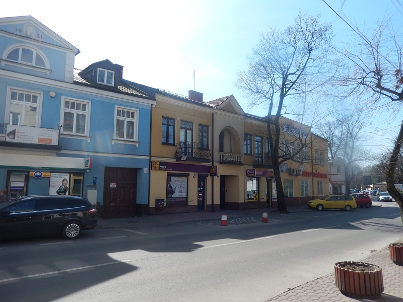 Centrum Milanówka