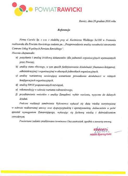 CUW - Powiat Rawicki