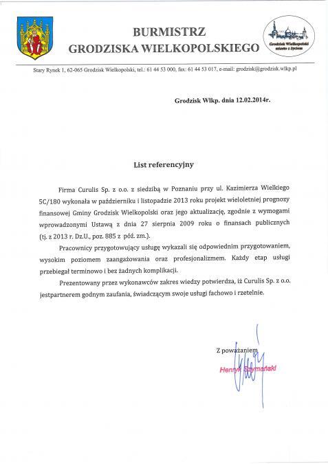 Obsługa WPF - Grodzisk Wlkp.