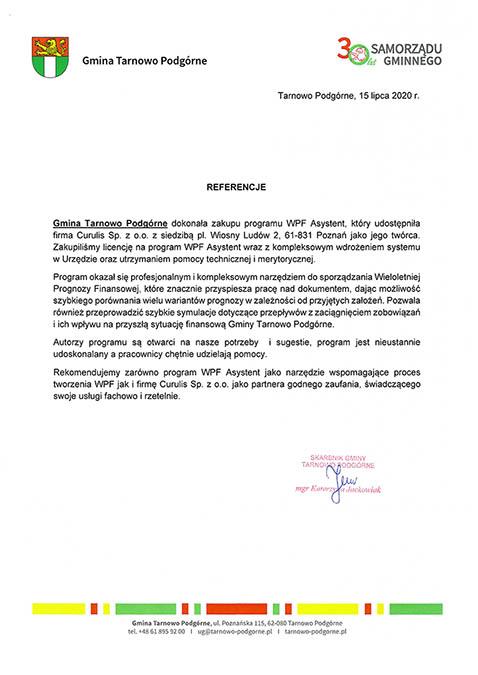 WPF - Tarnowo Podgórne