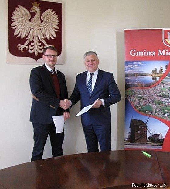Emisja obligacji komunalnych Miejskiej Górki